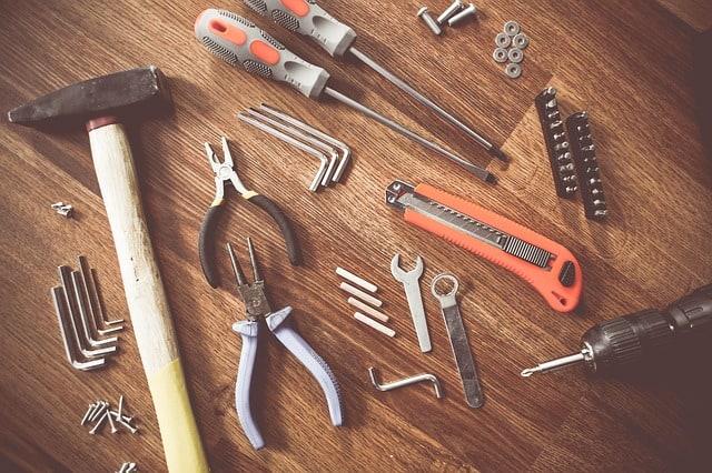 handwerk trockenbau werkzeug