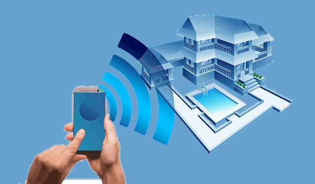 Handwerker und die Smart Home Technologie