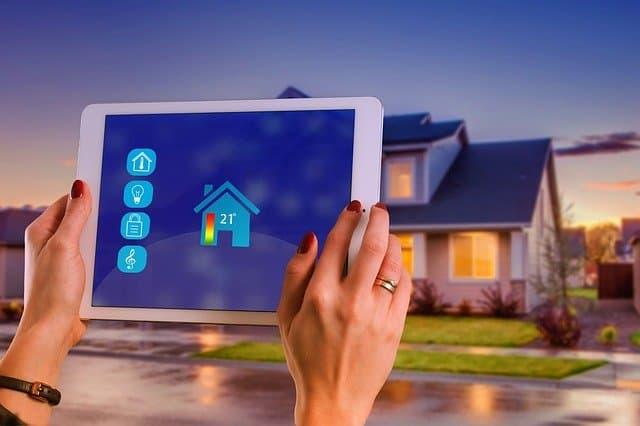 handwerker und smart home