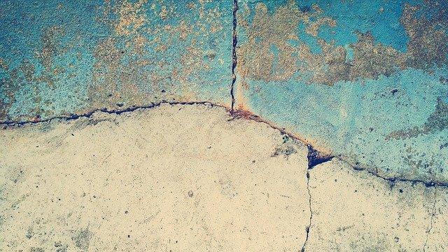 Betonboden Oberfläche